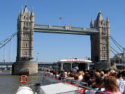 Customer view of Tower Bridge
