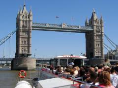Customer view of Tower Bridge
