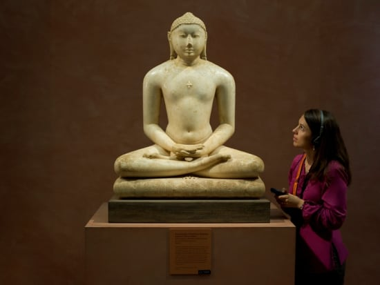 13_Asian Art_Buddha and Audio Guide_72dpi