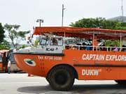 Singapore tour by Captain Explorer DUKW®