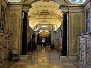 Vatican Museum alley
