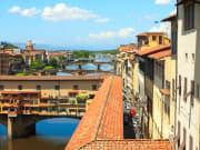 Ponte Vecchio dettail