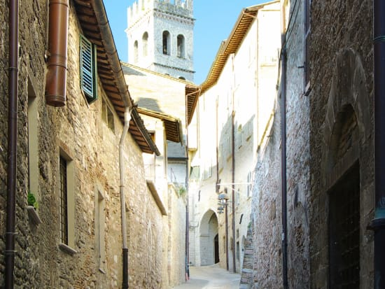 Assisi small street