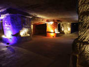 Chテ「teau Villemaurine cave souterraine_17