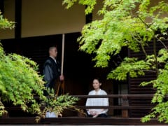 Zazen at Shourinji Temple in Kyoto