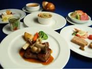 Cruise cuisine
