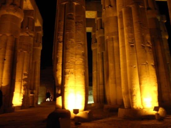 LXR 夜ルクソール神殿3