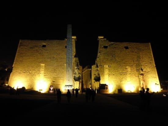 LXR 夜ルクソール神殿5