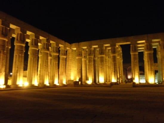 LXR 夜ルクソール神殿2