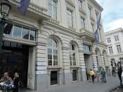 マグリット美術館は王立美術館の一角にあります
