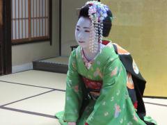 A Kyoto Maiko