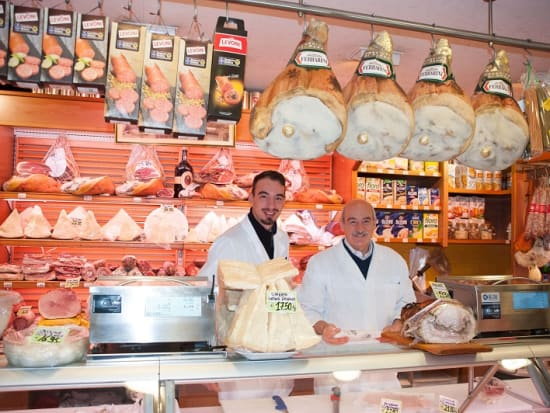 Food tour, Rome