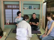 English tea ceremony in tokyo