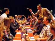 London, Faulty Towers Dining Experience