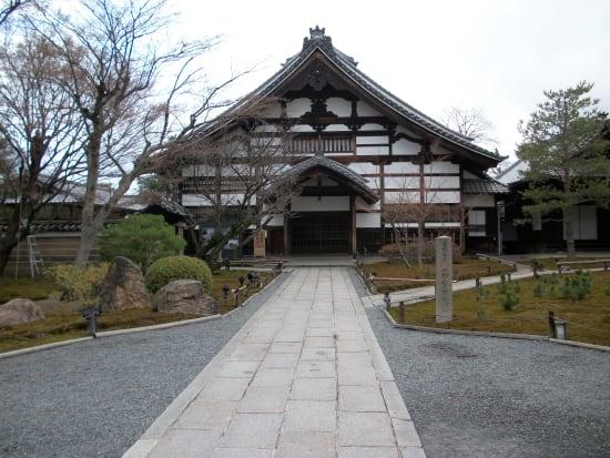 高台寺入口