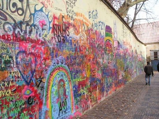 John Lenon Wall