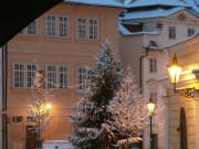 Kampa with Snow