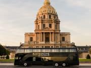 Bustronome Luxury Bus Les Invalides
