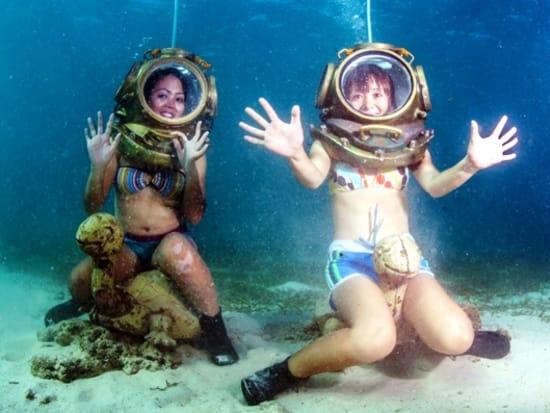 Cebu Seawalker Helmet Dive