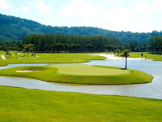 Golf Course 018