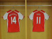 Arsenal changing room_emirates stadium