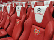 Emirates Stadium_arsenal_dugout