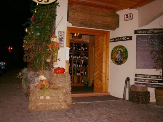 Zum Martin Sepp Eingang Herbst-1