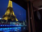 ディナー付ヨット・ド・パリ2