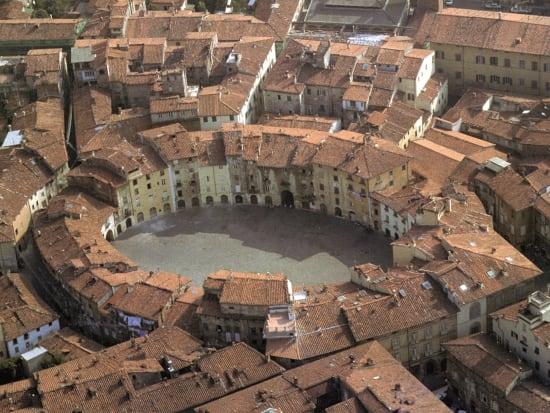 Piazza Anfiteatro (aerea)