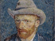 Vincent van Gogh, Self-portrait, Netherlands