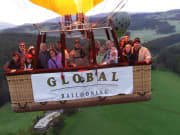 Australia_Yarra Valley_Global Ballooning hot air