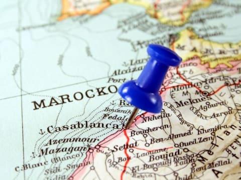 モロッコ周遊ツアー