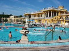 Szechenyi Spa Outdoor Thermal Bath