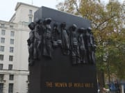 Memorial, world war, Whitehall, London UK