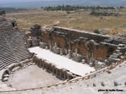 Hierapolis Theatre Ruins - Pamukkale Day Tour