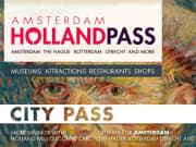 Amsterdam, Holland Pass