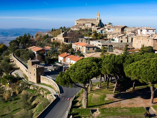 Montalcino-panoramica