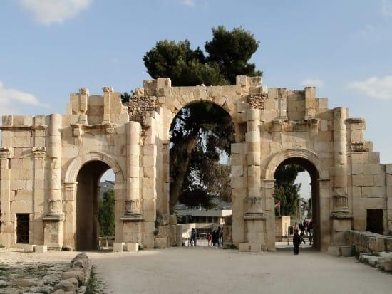 Jerash_-_South_Gate