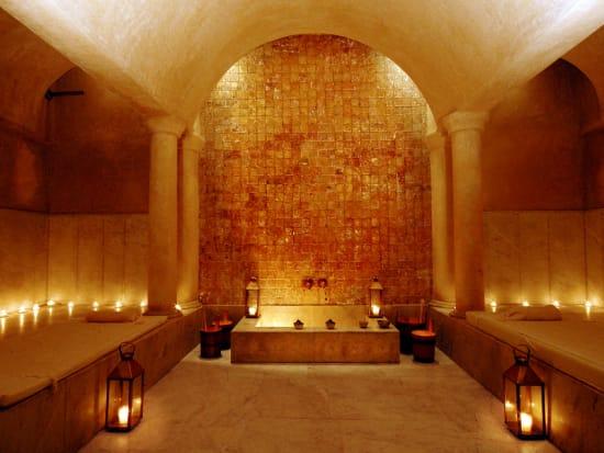 Hammam - hot room