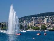 Fountain Hafen Enge
