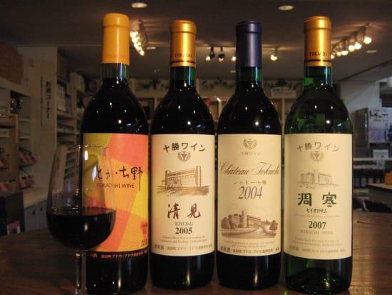 14【池田】十勝ワイン