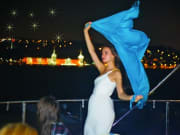 night cruise, Bosphorus