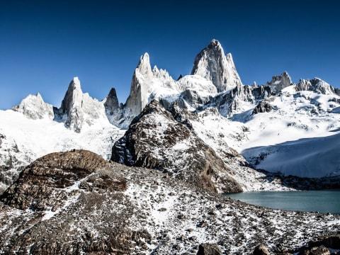 ロス・グラシアレス氷河ツアー(エル・カラファテ発)