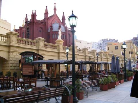 ブエノスアイレス市内ツアー