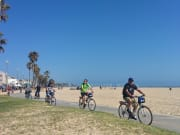 bike rentals at the beach