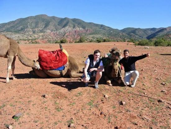 Asni Camel trek-001