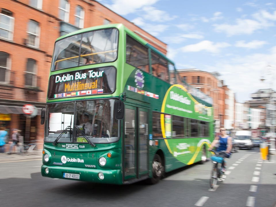 Discover The Top Attractions Of Dublin With Dublin Hop On Hop Off Bus Tour!  With 31 Stops, The Tour Is Carefully Designed To Give You The Freedom To  Explore ...
