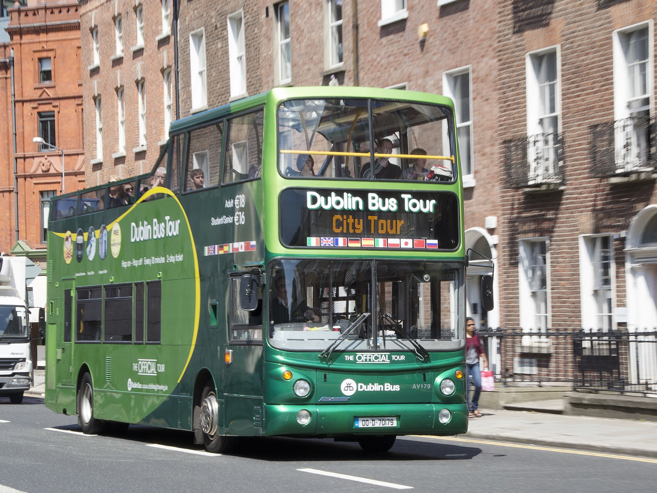 In Dublin, The Key To The City Is A Bus Ticket. Enjoy 3 Day Of Convenience  With A Freedom Ticket, Providing Airport Transfers, Hop On Hop Off Bus Tour  And ...
