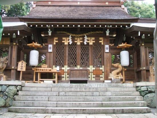 伊太祈曽神社拝殿