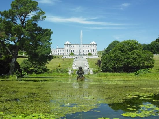 South Coast with Powerscourt Gardens and Glendalough Day Tour from ...